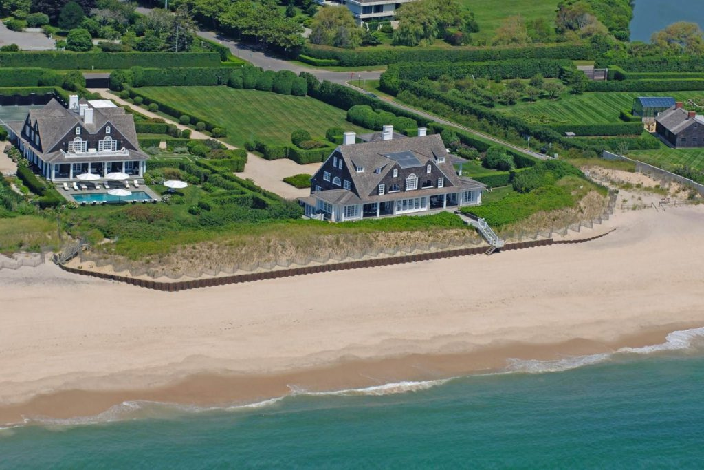 Top 15 Most Luxurious Beaches in the World | 15. The Hamptons, New York, USA