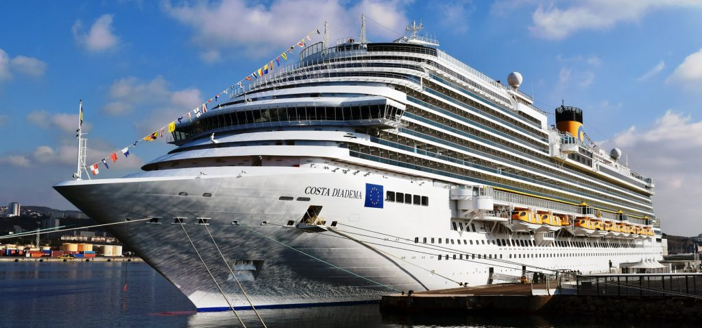 15 Most Expensive Cruise Ships In The World | #15. Costa Diadema ($620 million)