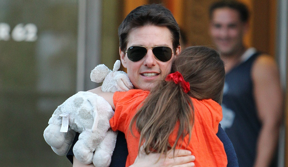 What Makes Tom Cruise Irresistible? | Cruise with daughter Suri