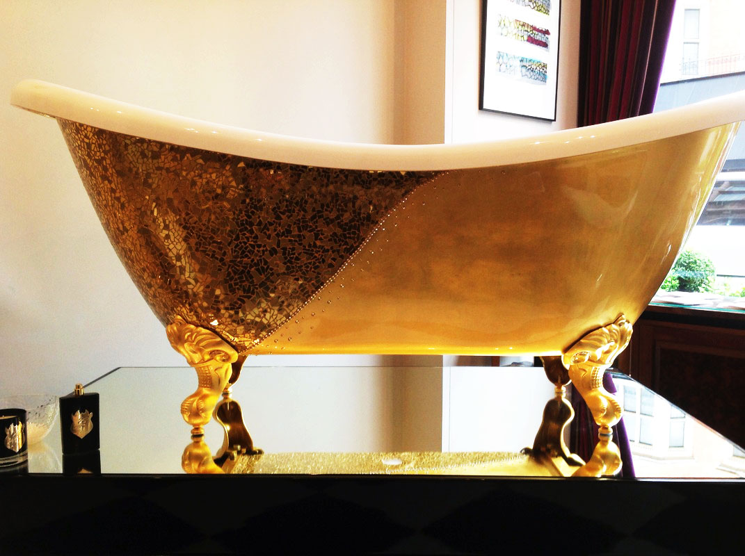 Luxury Bath Tubs By Grace Of London Handcrafted Bespoke