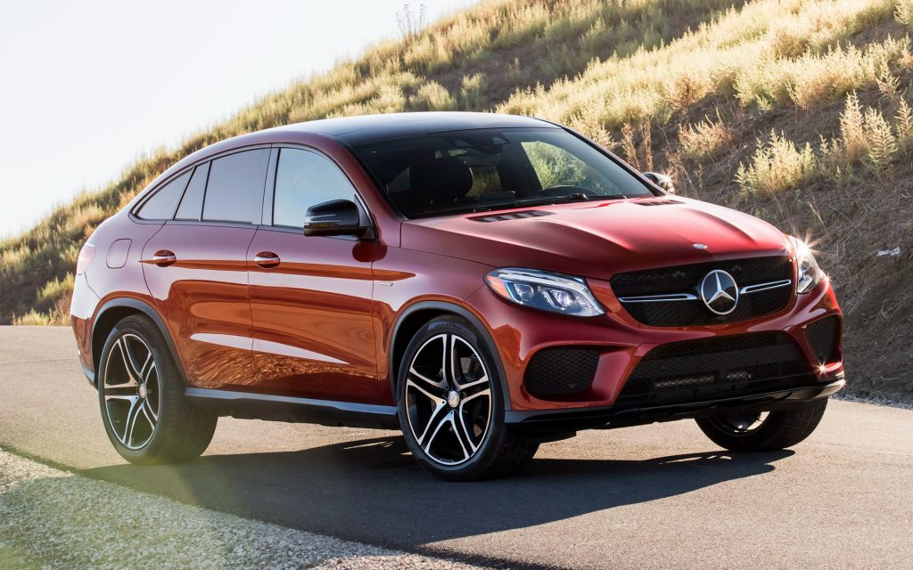 Here are 15 Most Expensive SUVs in the World | #14. Mercedes-Benz GLE-Class ($109,300)