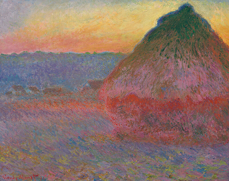 'Meule' Becomes The Most Expensive Monet Panting with $81.4 Million
