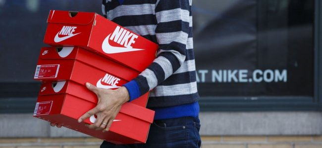 A Teen Donated More Than $30,000 Worth of Shoes to Children in Need