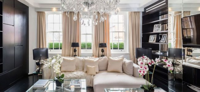 Alexander McQueen is selling his London Penthouse for $10.6 Million!