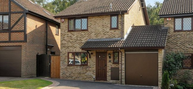 Harry Potter's Childhood Home in Privet Drive Can Be Yours for $620,000!