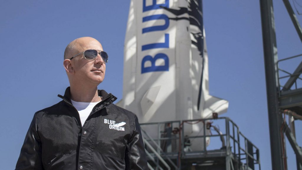 Buckle Up and Join Blue Origin into Space in 2018!
