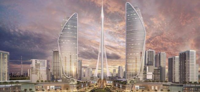 Dubai is Building World's Tallest Tower and It Will Cost $1 Billion