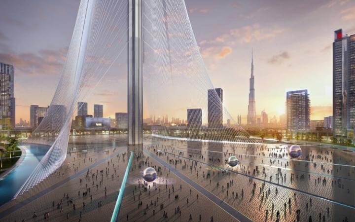Dubai is Set to Build the World's Tallest Tower with Costs Up to $1 Billion