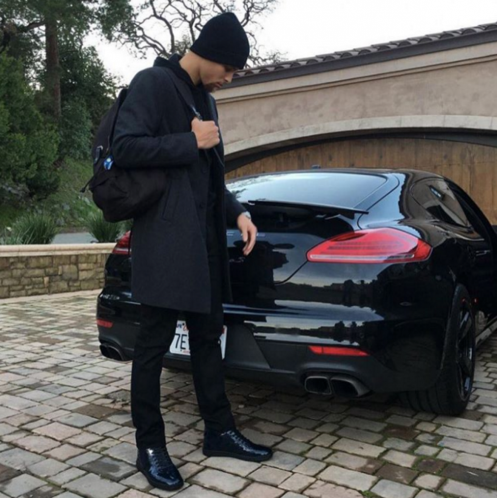Top 15 Most Expensive NBA Players' Cars | #15. Stephen Curry's Porsche Panamera Turbo S ($180,300)