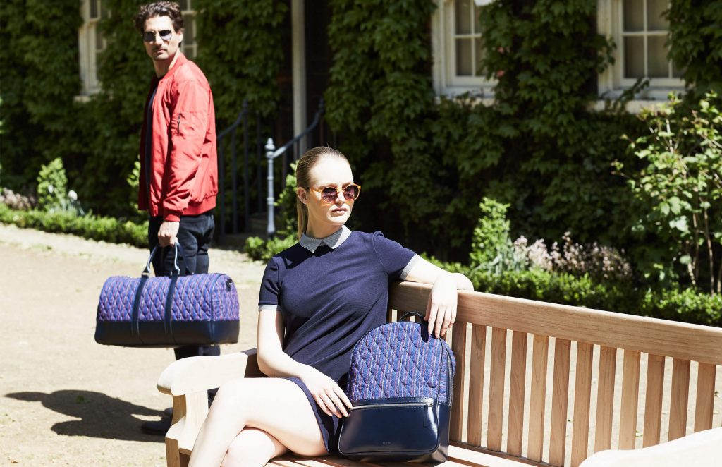 Plane Industries' Travel Pack is Made from Airport Carpet