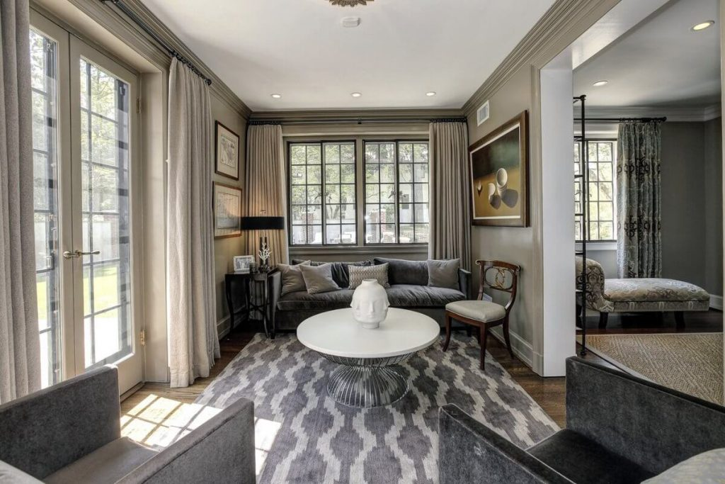 See Inside Obama's New $5.3 million Washington DC Home