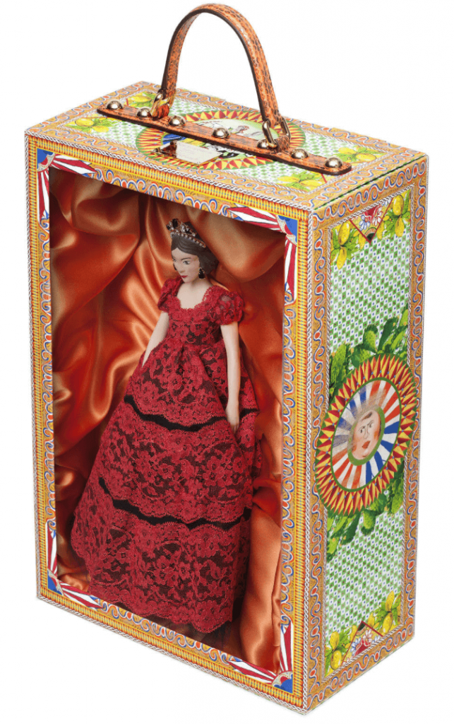 The Exclusive Doll For Charity Created by D&G that You Can't Have