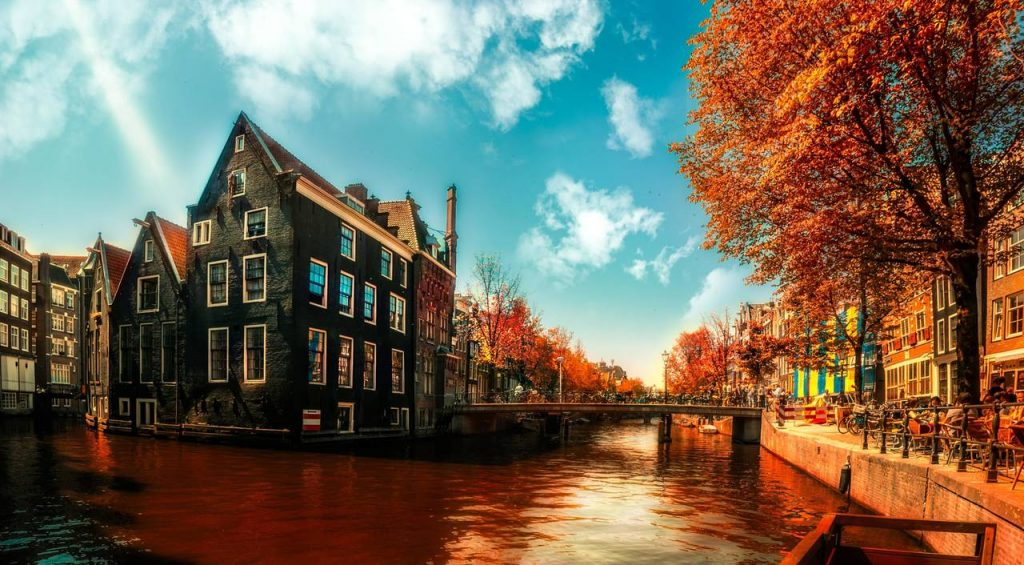 15 Cities in the World with Highest Property Price | #15. Amsterdam, Netherlands ($8,150 per square meter)