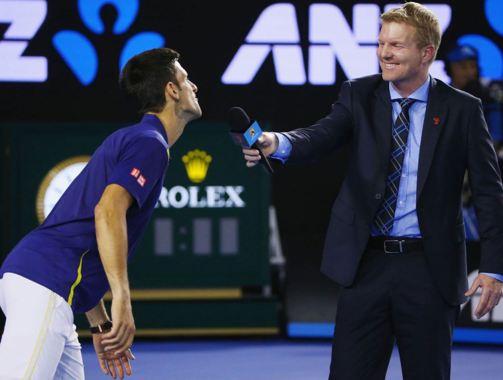 We Ranked the World's 15 Richest TV Pundits | #15. Jim Courier ($15.5 million of estimated net worth)