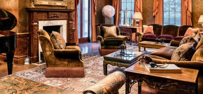 $28.5 Million for Millbrook Mansion Owned by Johnson & Johnson Heiress