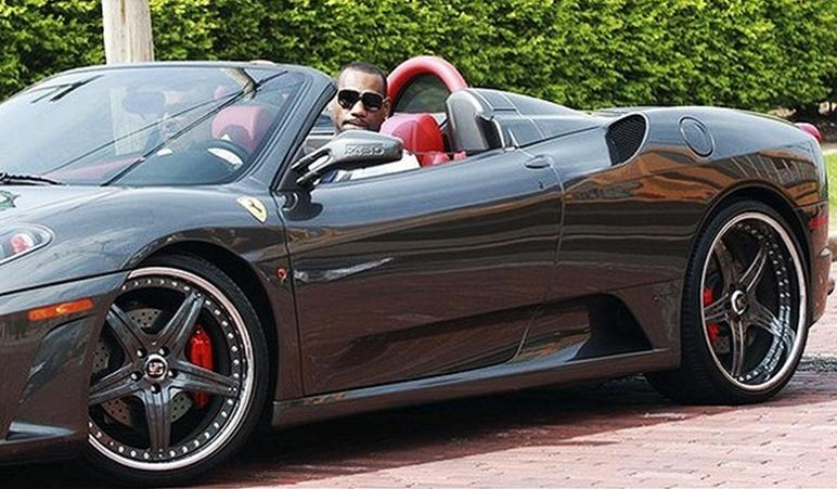 Top 15 Most Expensive NBA Players' Cars | #14. LeBron James Ferrari F430 ($186,925)