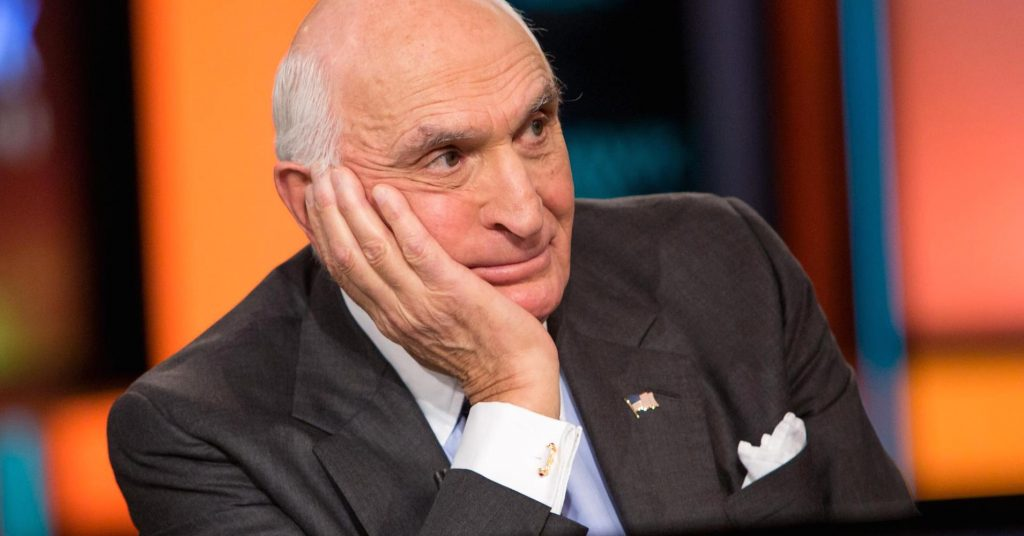 These 15 Self-Made Billionaires were Once Poor | #14. Kenneth Langone (Net Worth: $2.9 billion)