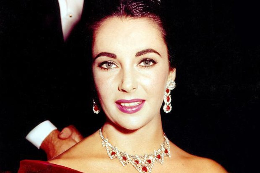 Most Expensive Jewelry Sold From Elizabeth Taylor