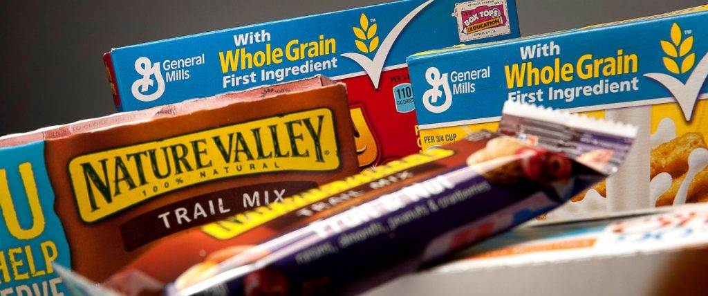 15 Top Companies that Control Everything You Consume | #14. General Mills (Sales Revenue: $16.9 billion)