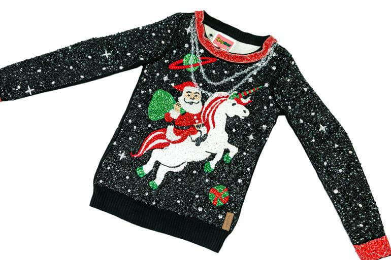 Priced at $30k this is The Most Expensive Ugly Christmas Sweater