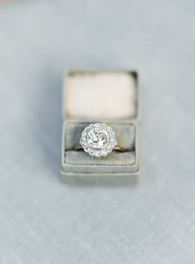 See How the Engagement Ring has evolved in the Last Century! The Edwardian Era (1900-1915)