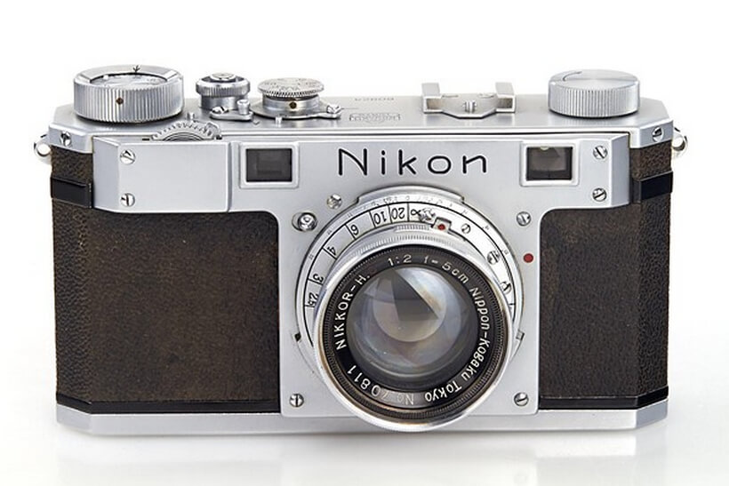 The Legendary Nikon One, the Oldest Remaining Camera Was Sold for $460k