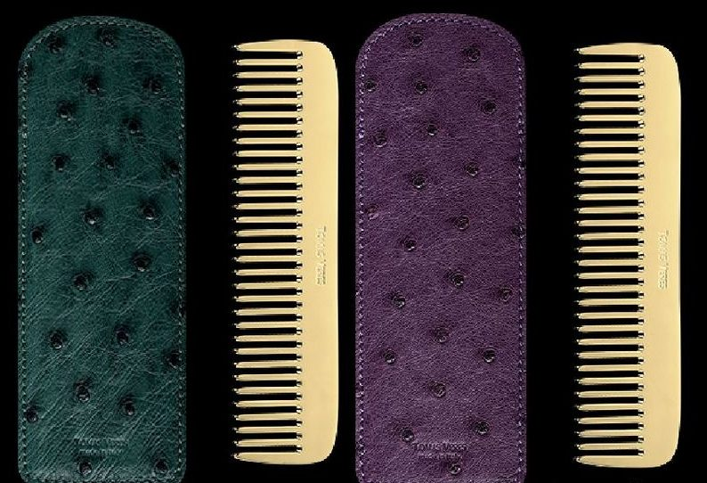 Tomas Veres Pantheon Comb is the Most expensive Comb
