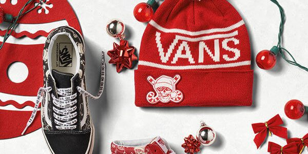Celebrate Christmas with Vans' Holiday Collection 2016