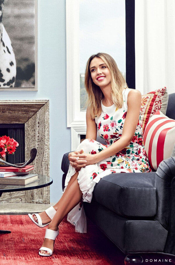 You Can Now Rent Jessica Alba's Stylish Home for $11,500/Month!