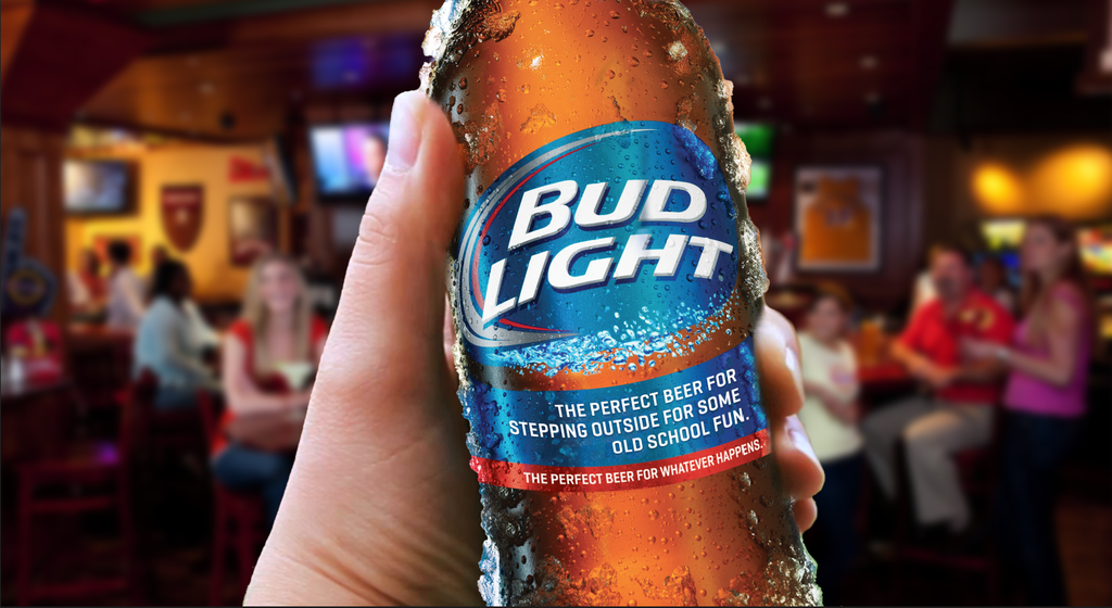 Here are 15 Bestselling Beer Brands in the World | #1. Bud Light (Sales Revenue: $43.6 billion)