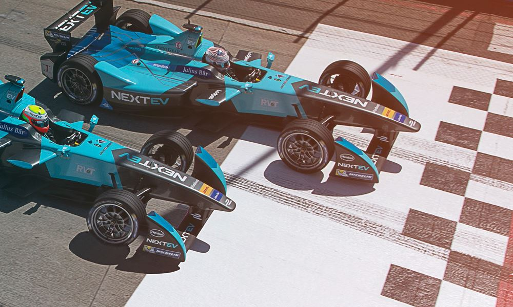 Meet NIO EP9 Electric Car: 15 Facts You Should Know | #15. NextEV has its own Formula E racing team.