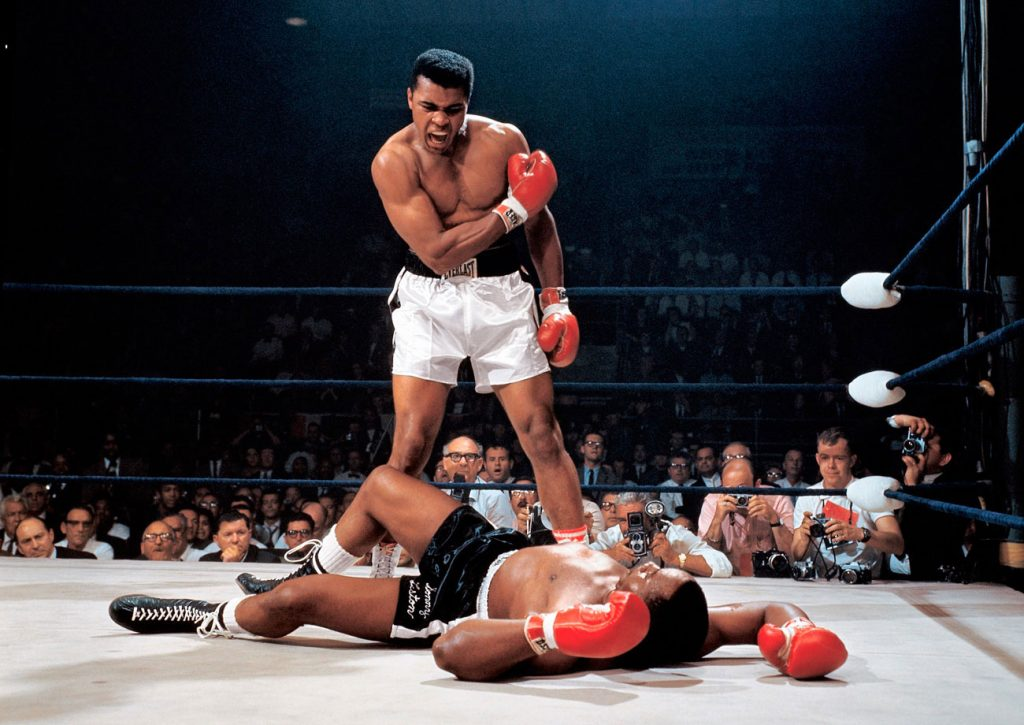 Top 15 Most Expensive Sport Memorabilia ever Sold | #14. Muhammad Ali 1965 Fight Gloves (£622,000 or $765,000)