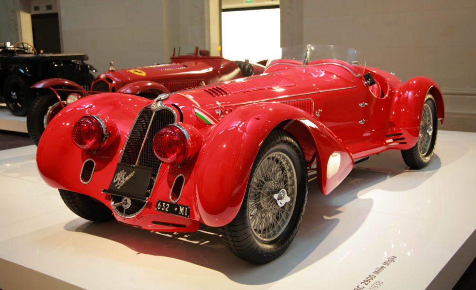 Most Expensive Cars from Ralph Lauren Car Collection - Alux.com