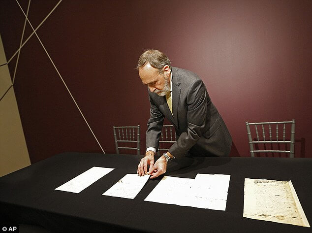 Alexander Hamilton's Letters Sell for $2.6 Million at Auction