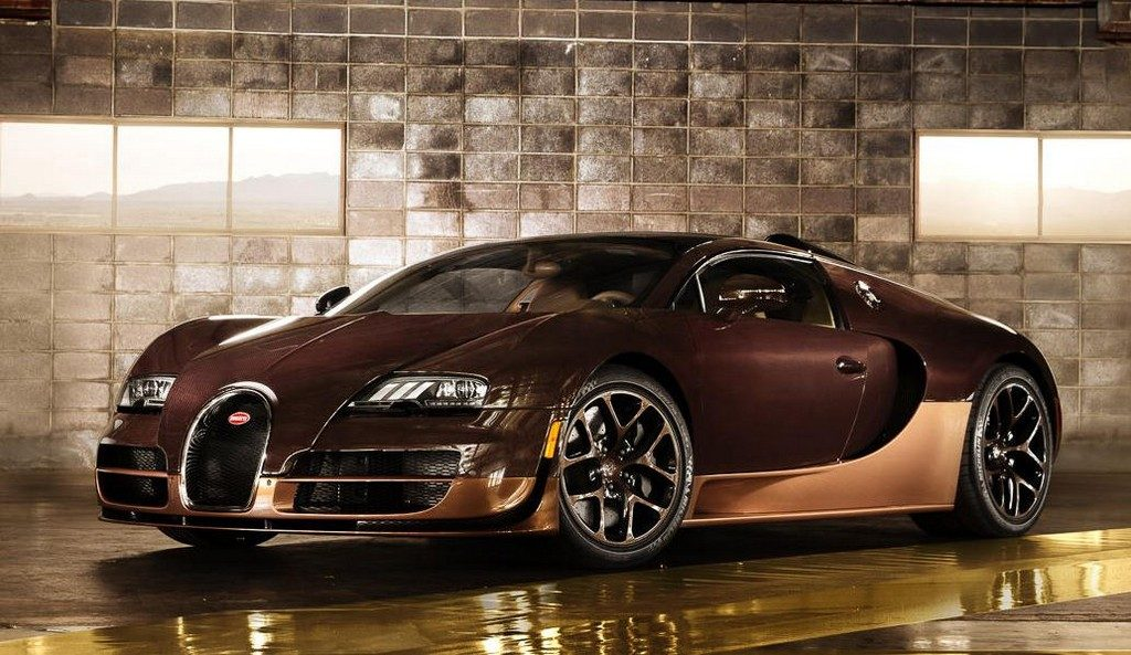 15 Most Expensive Bugatti Cars ever Sold in the World | #15. Bugatti Veyron Rembrandt Bugatti, Meo Constantini, and Jean-Pierre Wimille Legend Edition ($2.7 million)