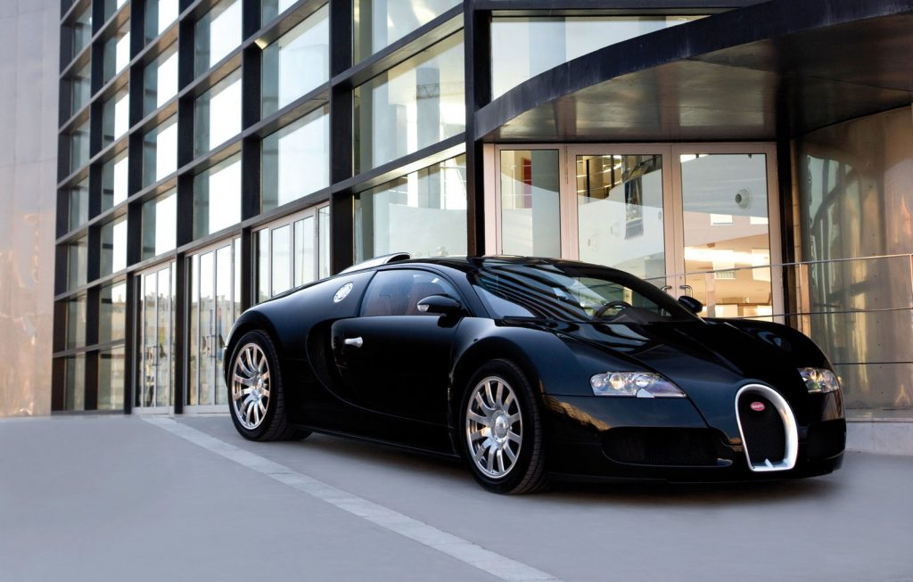 15 Most Expensive Cars from Ralph Lauren Car Collection | #15. Bugatti Veyron Grand Sport Vitesse ($2.9 million)