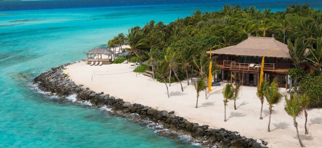 The Obamas Are now Resting at this Private Caribbean Island