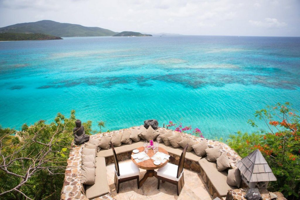 20 photos of the caribbean resort where the obamas are
