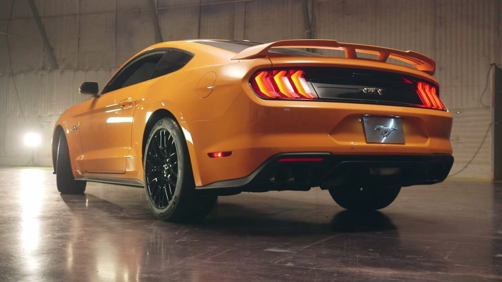 The 2018 Ford Mustang Has More Power and 10 Gears Hiding Behind its Great Exterior