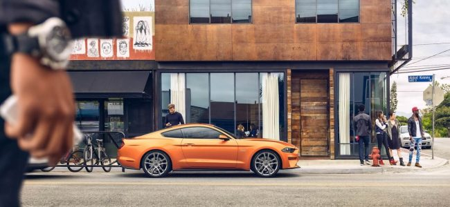 This 2018 Ford Mustang Has New Cool Features Behind that Sleek Exterior