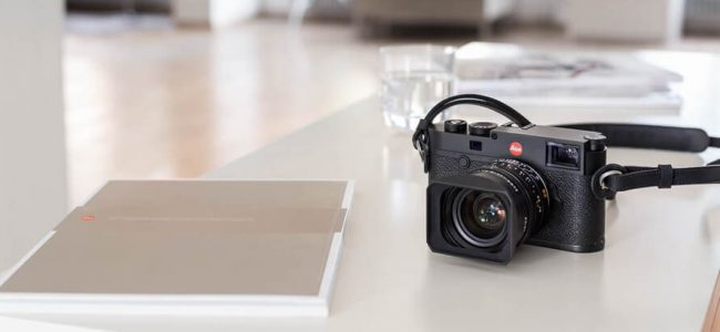 The Stunning New Leica M10 Comes with a Built-in Wi-Fi