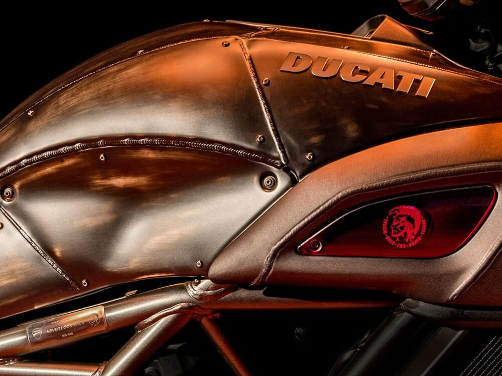 The Stylish new Ducati Diavel Diesel Has All the Things a Perfect Bike Needs!