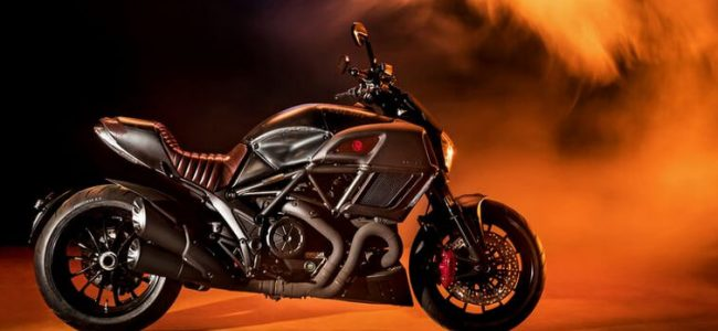 Ducati & Diesel Created the Most Stylish Bike We've Ever Seen, the Diavel Diesel!