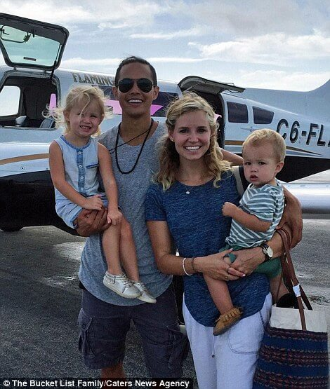 This Millionaire is Traveling the World With his Family without Spending Any Money