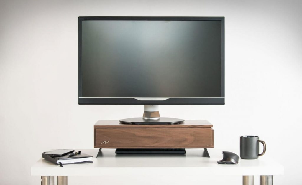 This Volta V Computer is an Elegant Choice for Your Home Office