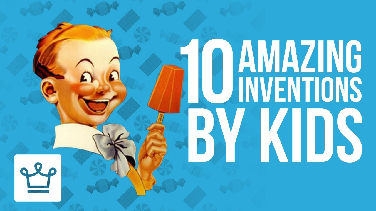 10 Amazing Inventions By Kids You Didn't Know About