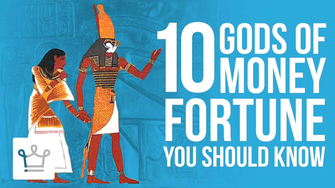 10 Gods of Money and Fortune You Should Know About
