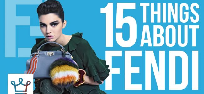 15 Things You Didn't Know About FENDI
