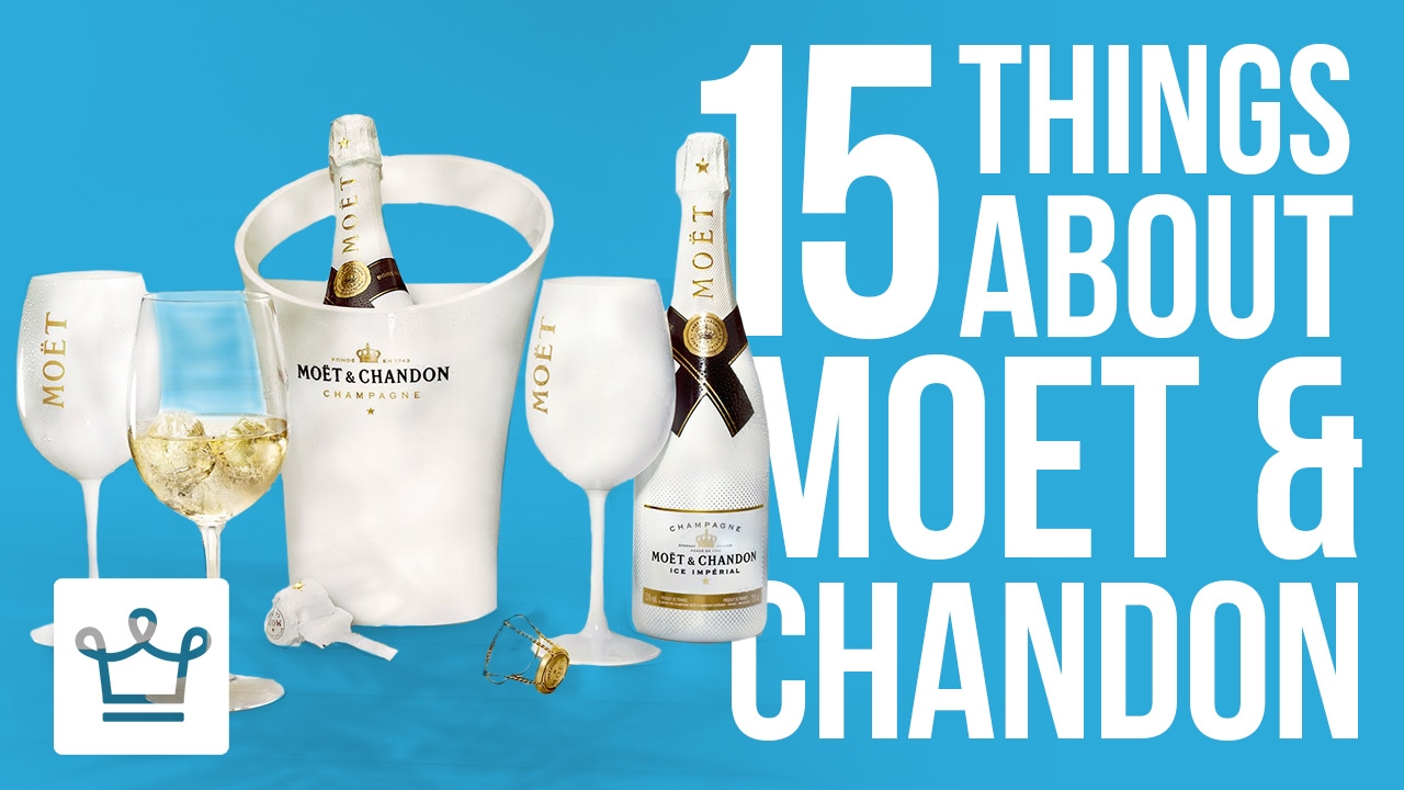 15 Things You Didn't Know About Moët & Chandon