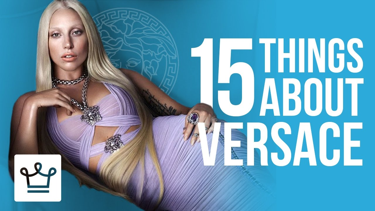 15 Things You Didn't Know About VERSACE